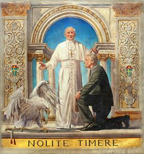 Nolite Timere, Pope John Paul II, Lech Walesa, Tomasz Rut